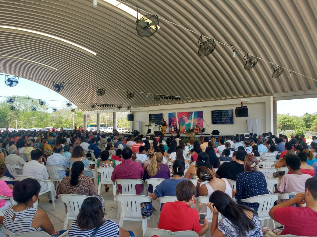 Visita de Nuestra Apóstol Lilí de Galindo