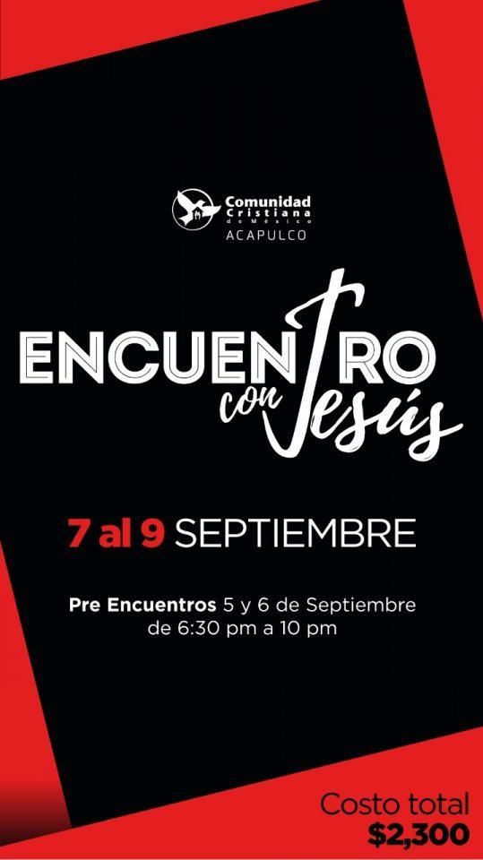 Próximamente Encuentro con Jesús!!!